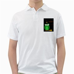 Who is a witch? - green Golf Shirts