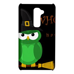 Who is a witch? - green LG G2