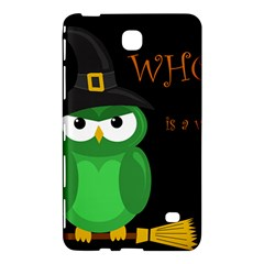 Who is a witch? - green Samsung Galaxy Tab 4 (8 ) Hardshell Case