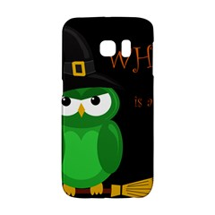 Who is a witch? - green Galaxy S6 Edge