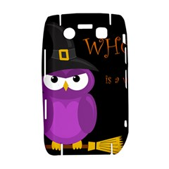 Who is a witch? - purple Bold 9700