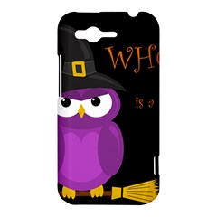 Who is a witch? - purple HTC Rhyme