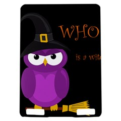Who is a witch? - purple Kindle Touch 3G