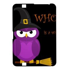 Who is a witch? - purple Kindle Fire HD 8.9