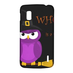 Who is a witch? - purple LG Nexus 4