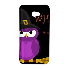 Who is a witch? - purple HTC Butterfly S/HTC 9060 Hardshell Case