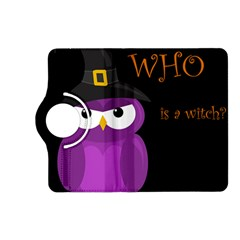 Who is a witch? - purple Kindle Fire HD (2013) Flip 360 Case