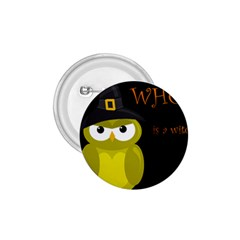 Who is a witch? - yellow 1.75  Buttons