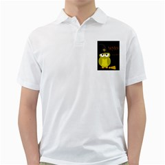 Who is a witch? - yellow Golf Shirts