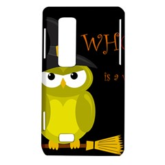 Who is a witch? - yellow LG Optimus Thrill 4G P925