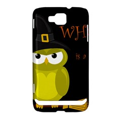 Who is a witch? - yellow Samsung Ativ S i8750 Hardshell Case