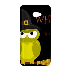 Who is a witch? - yellow HTC Butterfly S/HTC 9060 Hardshell Case