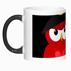 Who is a witch? - red Morph Mugs