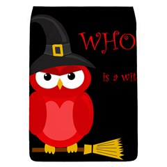 Who is a witch? - red Flap Covers (S)