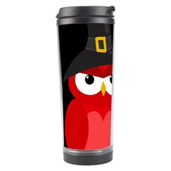 Who is a witch? - red Travel Tumbler