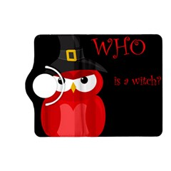 Who is a witch? - red Kindle Fire HD (2013) Flip 360 Case