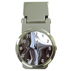 Metallic and Chrome Money Clip Watches