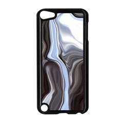 Metallic and Chrome Apple iPod Touch 5 Case (Black)