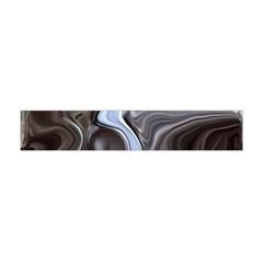 Metallic And Chrome Flano Scarf (mini)