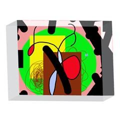 Fantasy  5 x 7  Acrylic Photo Blocks