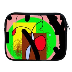 Fantasy  Apple iPad 2/3/4 Zipper Cases