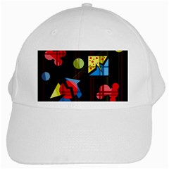 Playful day White Cap