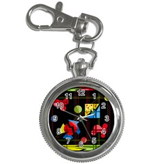 Playful day Key Chain Watches