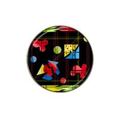 Playful day Hat Clip Ball Marker (10 pack)