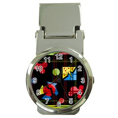 Playful day Money Clip Watches