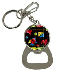 Playful day Bottle Opener Key Chains