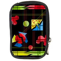 Playful day Compact Camera Cases