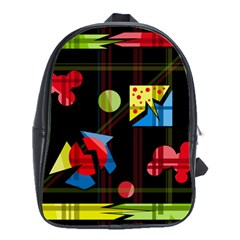 Playful day School Bags(Large)