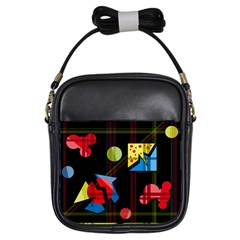Playful day Girls Sling Bags