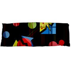 Playful day Body Pillow Case Dakimakura (Two Sides)