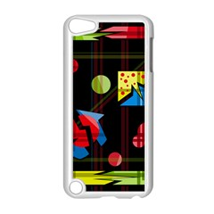 Playful day Apple iPod Touch 5 Case (White)