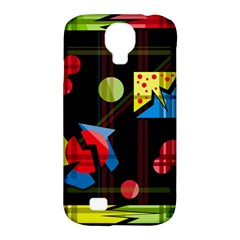 Playful day Samsung Galaxy S4 Classic Hardshell Case (PC+Silicone)