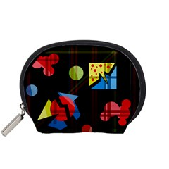 Playful day Accessory Pouches (Small)