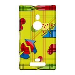 Playful day - yellow  Nokia Lumia 925