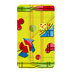 Playful day - yellow  Memory Card Reader