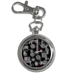 Come down - magenta Key Chain Watches