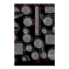 Come down - magenta Shower Curtain 48  x 72  (Small)