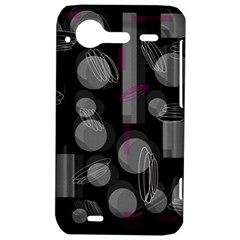 Come down - magenta HTC Incredible S Hardshell Case