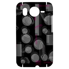 Come down - magenta HTC Desire HD Hardshell Case