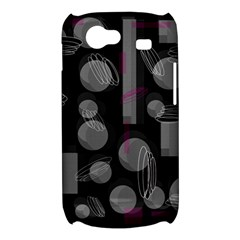 Come down - magenta Samsung Galaxy Nexus S i9020 Hardshell Case