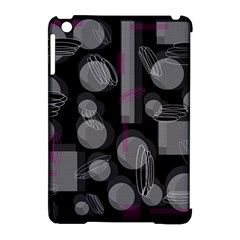 Come down - magenta Apple iPad Mini Hardshell Case (Compatible with Smart Cover)