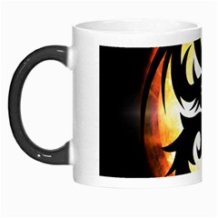 Dragon Fire Monster Creature  Morph Mugs