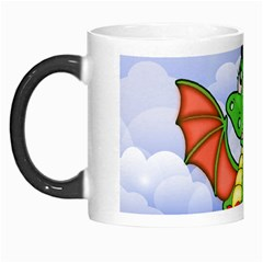 Dragon Heart Kids Love Cute Morph Mugs