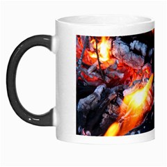Fire Embers Flame Heat Flames Hot Morph Mugs