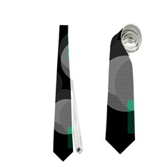 Come down - green Neckties (One Side)