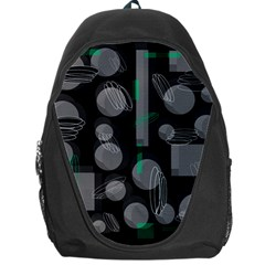 Come down - green Backpack Bag